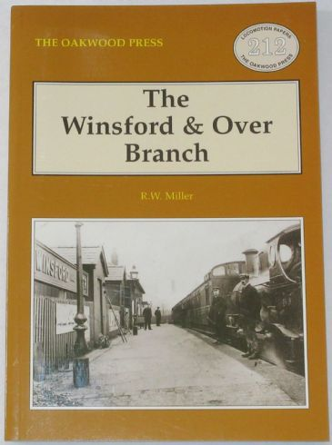 The Winsford & Over Branch, by R.W. Miller